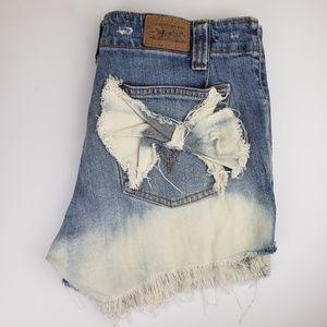 Customized Levi's Shorts - 10M